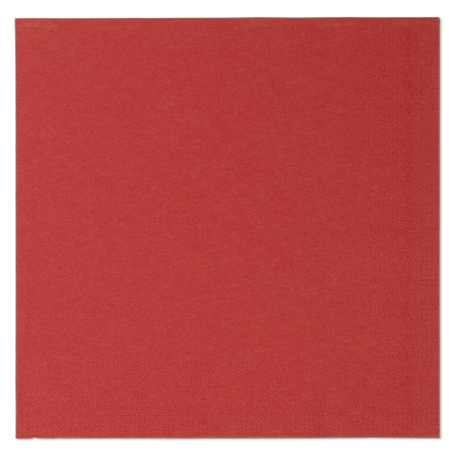 Tork Soft Red Dinner Napkin