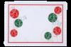 Tork®  Christmas Celebrations Traymat