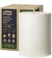 Tork нетканый материал повышенной прочности для удаления масла и жира