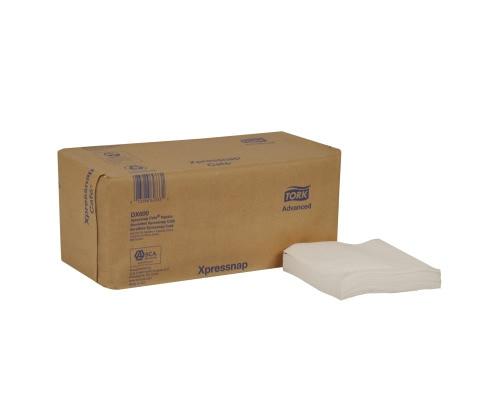 Serviettes pour distributeur Tork Advanced Xpressnap Café, plis entrecroisés