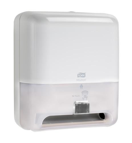 Tork Matic® Dispensador de Toalla en Rollo con sensor Intuition™