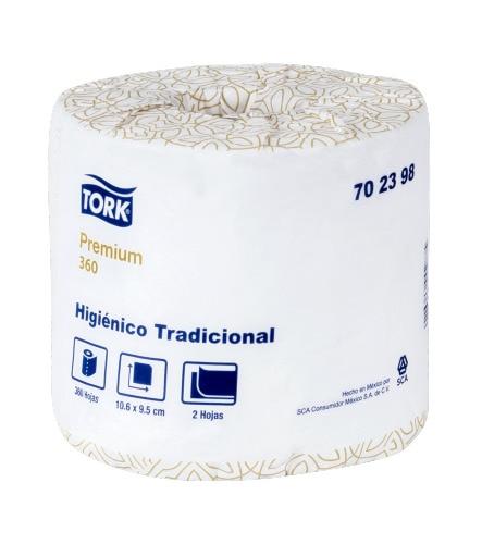 Tork Papel Higiénico Tradicional Premium