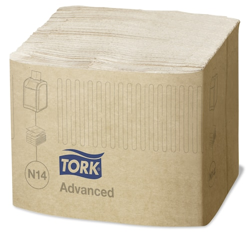Tork Xpressnap Fit® Natural Dispenser Napkin