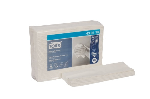 Tork Paper Wiper Plus, Top-Pak