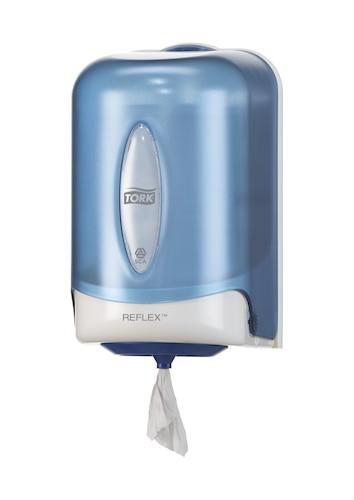 Sustituido por artículo 473167 (Dispensador de alimentación central mini de hoja única Tork Reflex™)
