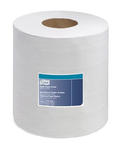 Tork Advanced Soft Centerfeed Hand Towel, 2-Ply, White