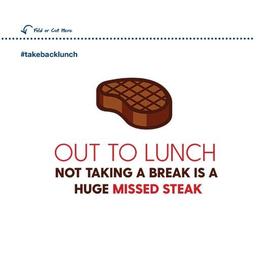 Huge Missed Steak
