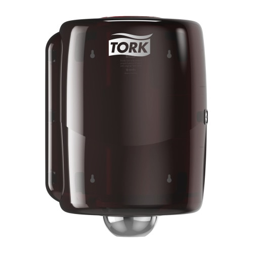 Tork Maxi Centrefeed Dispenser Red/Smoke