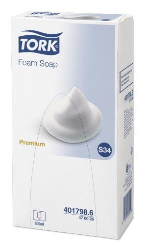 Tork Foam Soap