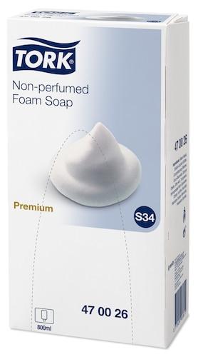 Мыло-пена Tork