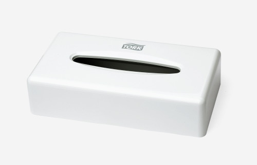 Tork®  Facial Tissue Dispenser White