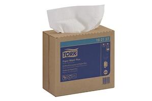 Tork Paño de papel Plus, caja plegable