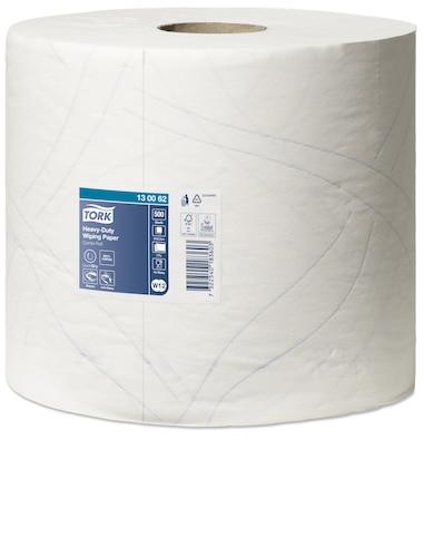 Протирочная бумага Tork повышенной прочности