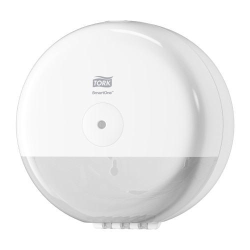Tork SmartOne® Mini Toiletpapir Dispenser Hvid