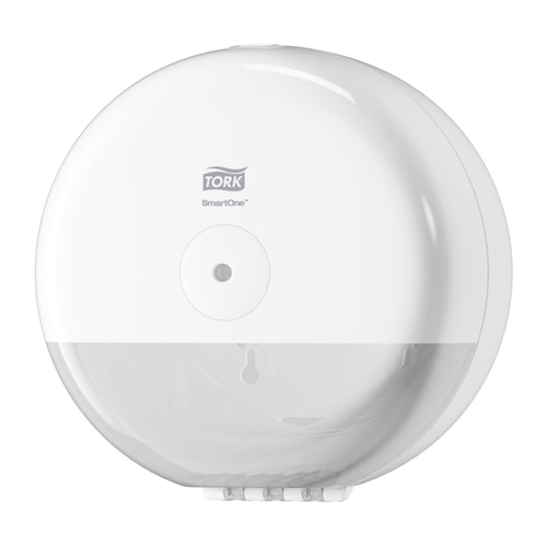 Tork SmartOne® Dispensador Mini Papel Higiénico Blanco
