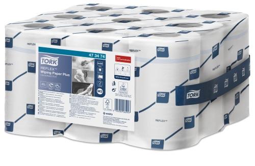 Tork Reflex® Papier d'essuyage Plus