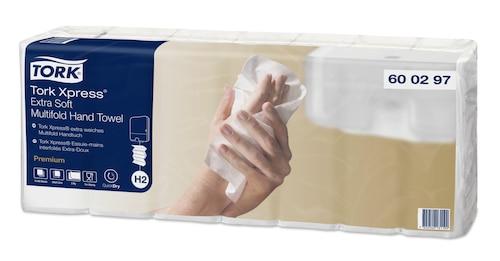 Tork Xpress® Toalla de Mano Entreplegada Extrasuave C y C