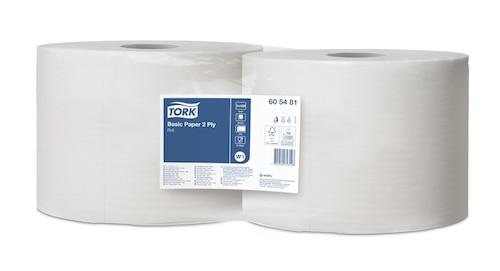 Papel básico de 2 capas Tork
