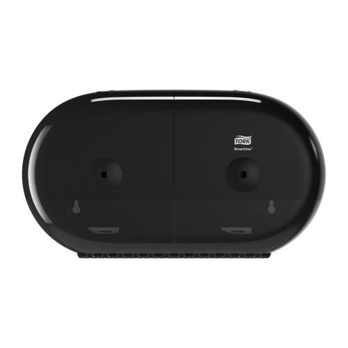 Tork SmartOne® Twin Mini dozownik do papieru toaletowego wroli