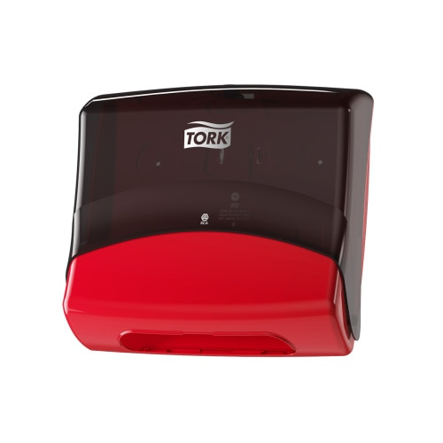 Tork Folded Wiper/Cloth Dispenser
