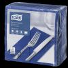 Tork Dark Blue Dinner Napkin 1/8 Folded