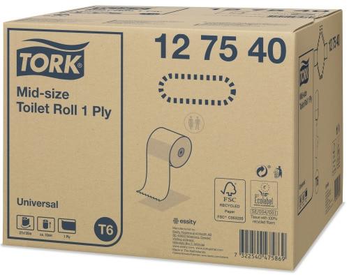 Tork Rotolo carta igienica Universal Mid-Size – Monovelo
