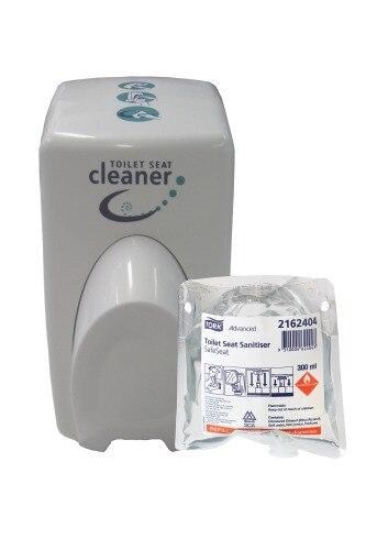 Tork Toilet Seat Sanitiser / Safeseat Dispenser