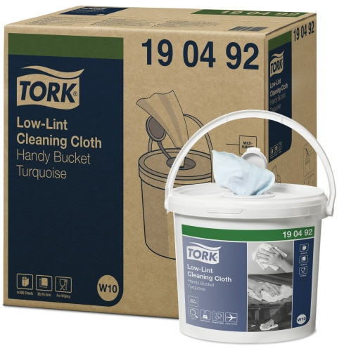 Tork Low-Lint Cloth Bucket Roll (Refill 190492)