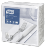 Tork Soft White Dinner Napkin 1/8 Folded