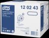 Мягкая туалетная бумага Tork Premium Мини в больших рулонах