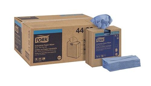 Tork Industrial Paper Wiper, Pop-Up Box