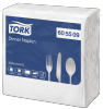 Servilleta para cena Tork blanca