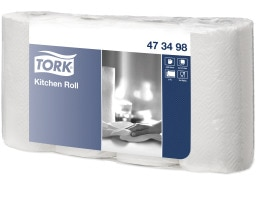 Полотенца для кухни Tork натуральные