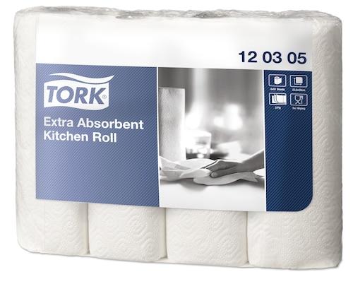 Tork Køkkenrulle Ekstra Soft
