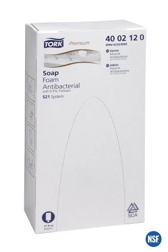 Tork Premium Foam Soap Antibacterial