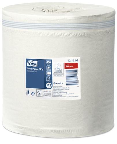 Tork Basic paber, 2-kihiline
