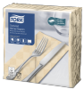 Tork Textured Sand Dinner Napkin 1/8 Folded