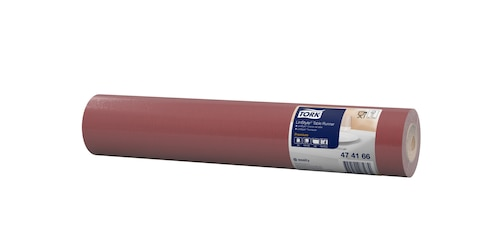 TorkLinStyle® Tischläufer Bordeauxrot
