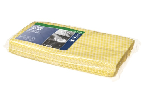 Tork®  Yellow Light Cleaning Cloth