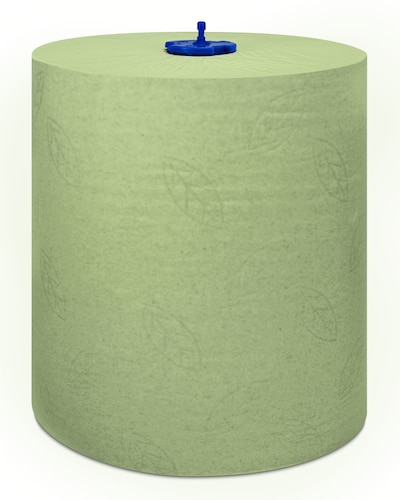 Toalla de mano en rollo Tork Matic® Advanced verde