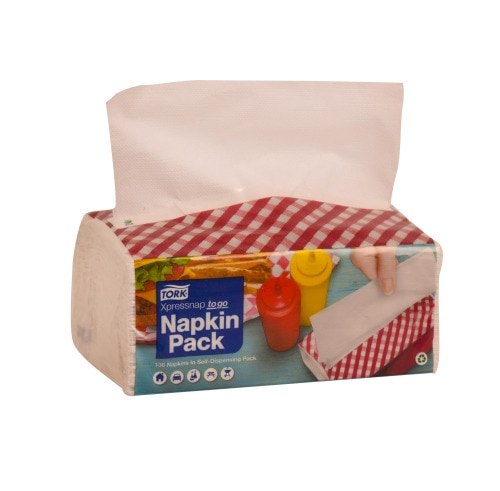 Xpressnap to Go Portable Napkin Pack
