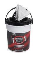 Tork ShopMax Wet Wipes, Multi-Surface Bucket