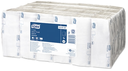 Tork C-fold Hand Towel