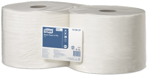 Tork Basic Paper 2-Laags