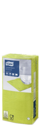 Tork Lime Cocktail Napkin