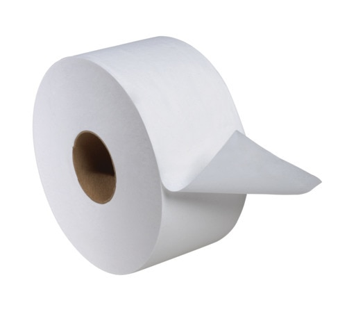 Tork Advanced Mini Jumbo Bath Tissue Roll, 2-Ply