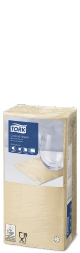 Tork Cocktailservett Sand