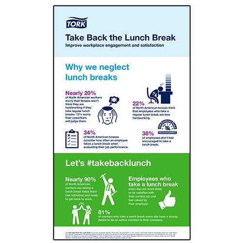 2018 Tack Back Lunch Infographic