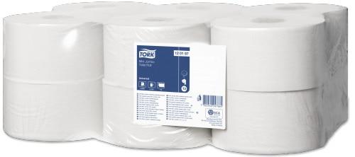 Туалетная бумага Tork Universal Мини в больших рулонах, 1 слой