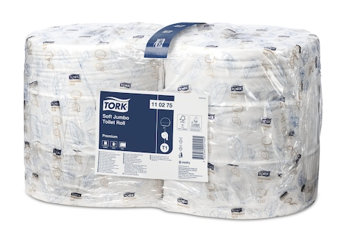 Tork Soft Jumbo Toilet Roll Premium 110275 Toilet
